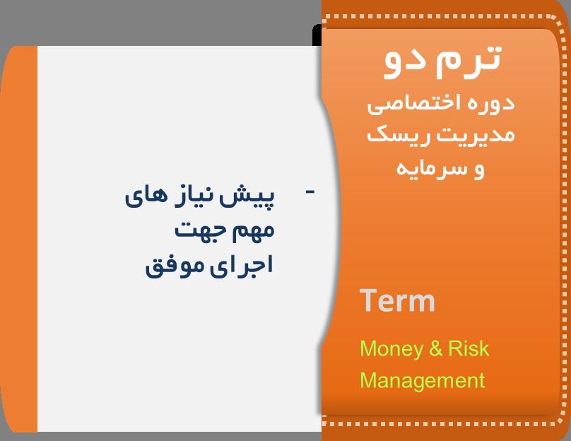 دوره مدیریت ریسک و سرمایه ترم دو