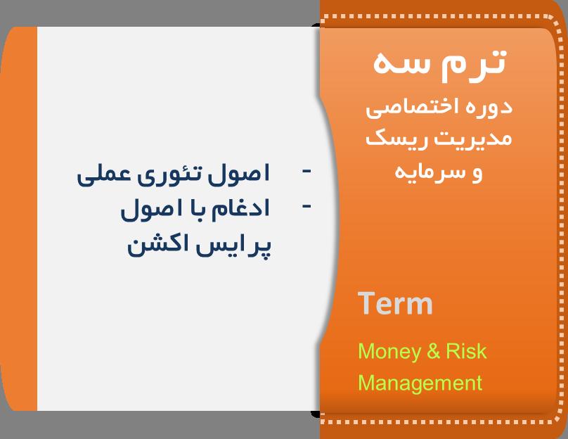 دوره مدیریت ریسک و سرمایه ترم سه