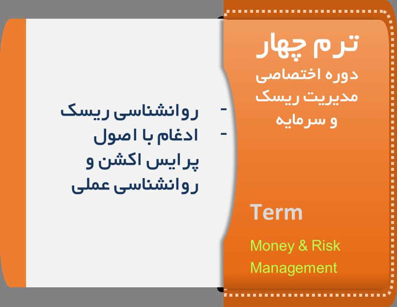 دوره مدیریت ریسک و سرمایه ترم چهار