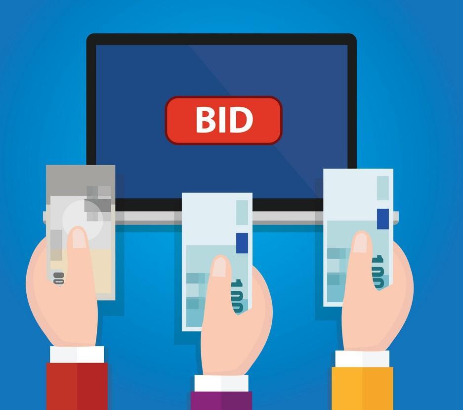BID AND ASK پیشنهاد قیمتی خرید و فروش