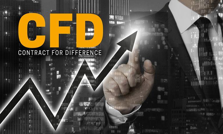 C F D contract قرارداد سی اف دی
