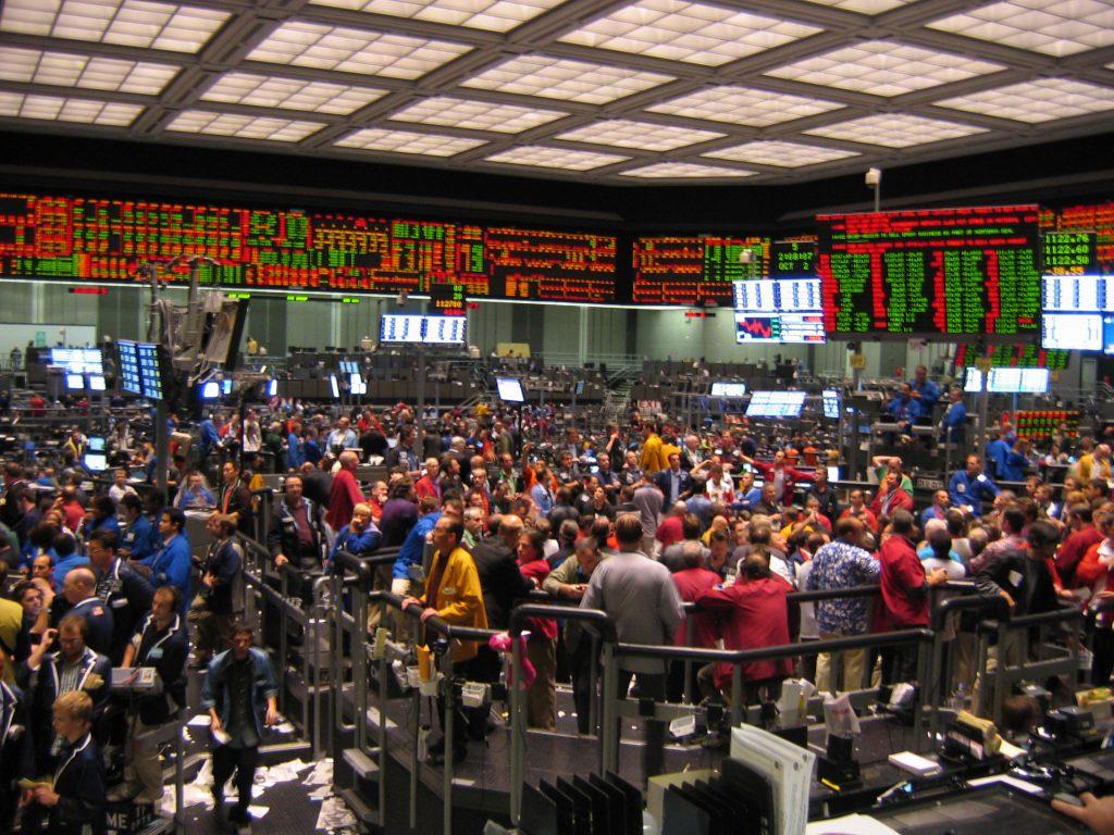 Commodity Trading معامله گری بازار کالا